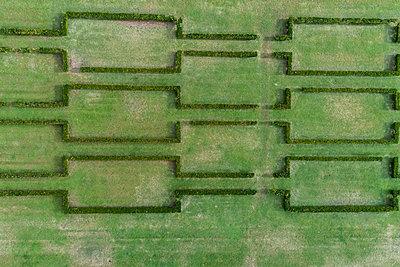 Portugal, Lisbon, Aerial view, Park Parque Eduardo VII  - p1332m2197119 by Tamboly