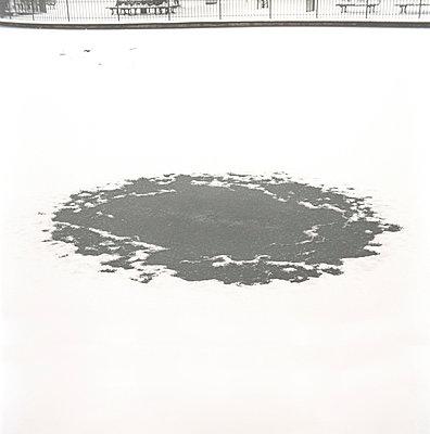 Eisfläche - p990m780929 von Michael Dooney