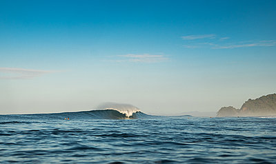 beautiful morning in Costa Rica - p1166m2153718 by Cavan Images