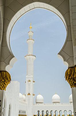 Scheich Zayed Moschee - p794m924132 von Mohamad Itani