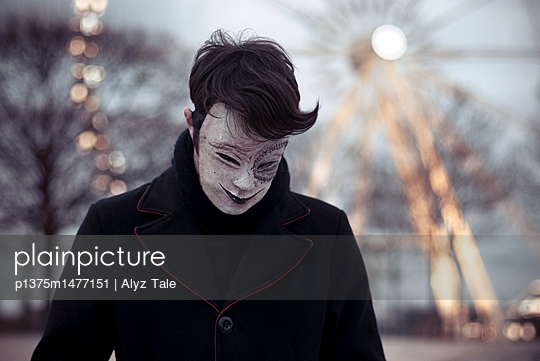 The Mask - p1375m1477151 by Alyz Tale