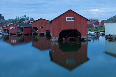 Boathouses - p3227300 by Markku Konkkola