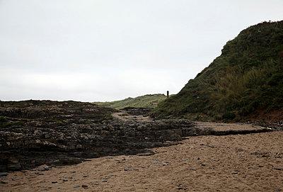 Küste von Devon - p1090m856352 von Gavin Withey