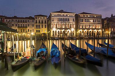 Venedig - p745m778934 von Reto Puppetti