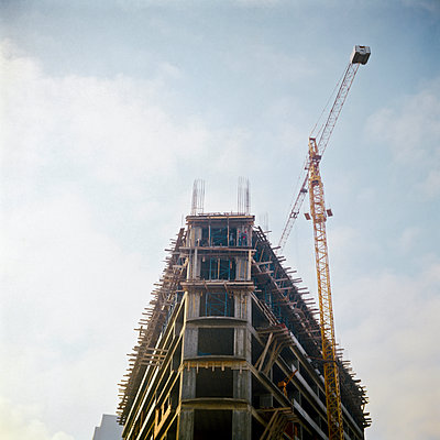 Construction  - p1269m1091638 by Sari Poijärvi