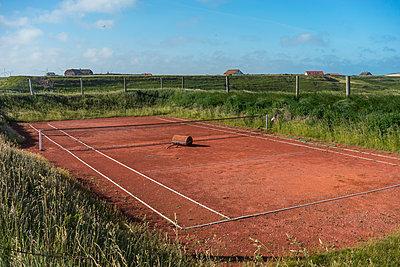 Tennisplatz - p279m2057317 von Markus Behrens