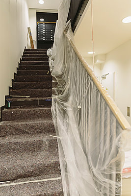 Renovation of staircase - p300m1550025 by Mareen Fischinger