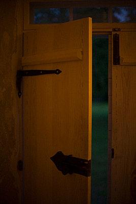 An open door Gotland Sweden. - p31217973f by Johan Ödmann
