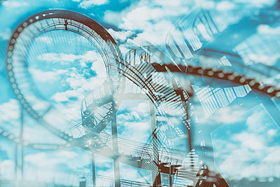 Tiger & Turtle Magic Mountain Duisburg - p401m2191721 by Frank Baquet