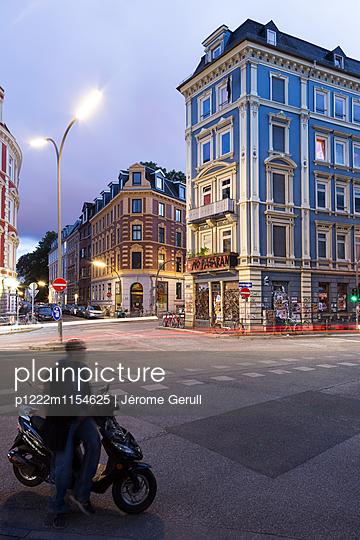 Hamburg-Altona - p1222m1154625 von Jérome Gerull