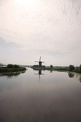 Wind mill - p836m1444924 by Benjamin Rondel