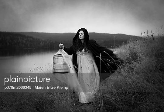 The Pathfinder - p378m2086345 by Maren Elize Klemp