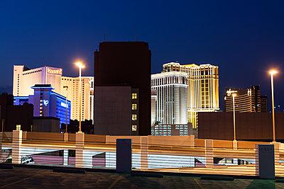 Las Vegas - p1218m1196115 von Adam Burn