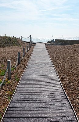 Road to the seaside - p1390m1441936 by Svetlana Sewell