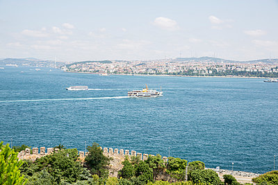 Bosphorus - p535m1050109 by Michelle Gibson