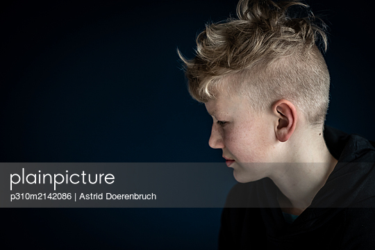 Lad - p310m2142086 by Astrid Doerenbruch