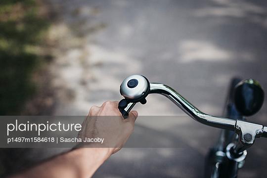 Fahrradfahren im Sommer - p1497m1584618 von Sascha Jacoby