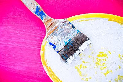 Paintbrush - p1149m2188003 by Yvonne Röder