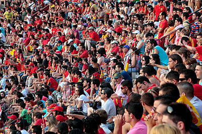 In einem spanischen Stadion - p2651427 von Oote Boe