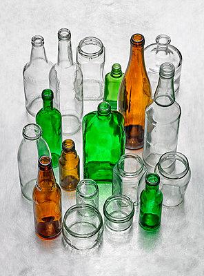 Altglas - p509m1464844 von Reiner Ohms