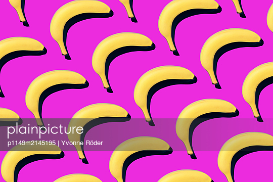 Bananas - p1149m2145195 by Yvonne Röder