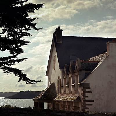 House in Brittany - p6470092 by Tine Butter