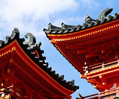 Heian Jingu Garden, Kyoto, Japan - p8551827 by Bill Tingey