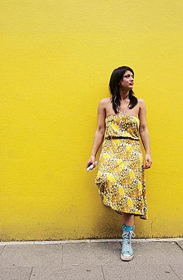 Yellow - p0450203 by Jasmin Sander