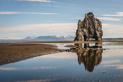 Iceland, Hvítserkur - p300m2029706 by Kerstin Bittner