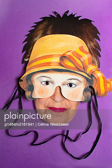 Mask - p1484m2181941 by Céline Nieszawer