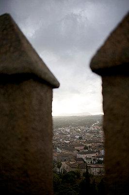 Aussicht Klostermauer - p5861318 von Kniel Synnatzschke