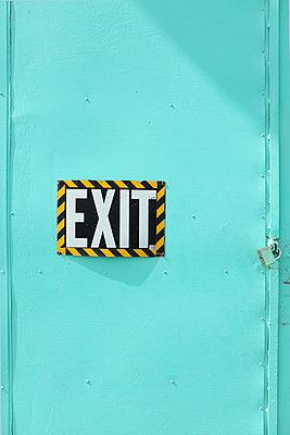 Exit - p045m892374 by Jasmin Sander