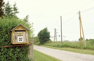 Rügener Briefkasten - p0830148 von Thomas Lemmler