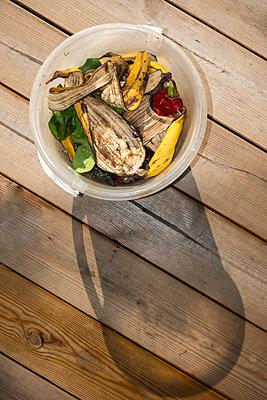 Organic waste - p1418m2124804 by Jan Håkan Dahlström