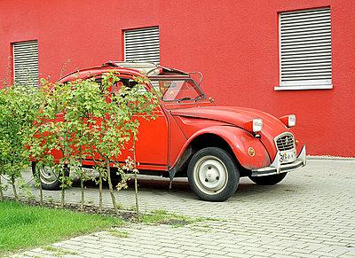 Altes Auto - p6060179 von Iris Friedrich