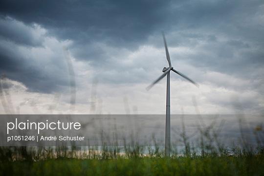 Windkraft - p1051246 von André Schuster