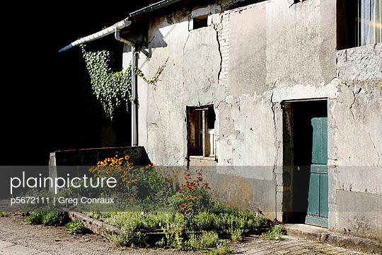 Haus auf dem Lande - p5672111 von Greg Conraux
