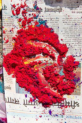 Farbpigmente - p949m948547 von Frauke Schumann