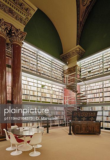 Herzog August Bibliothek - p1119m2164373 von O. Mahlstedt