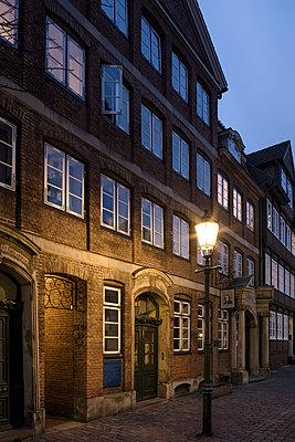 Altstadt Hamburg - p1222m1222940 von Jérome Gerull