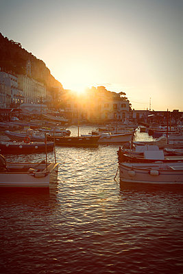 Marina Grande on Capri - p294m944502 by Paolo