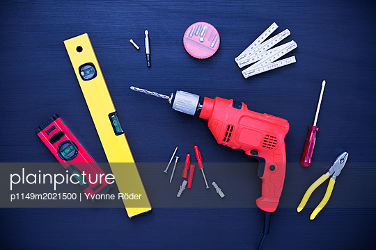Tools - p1149m2021500 by Yvonne Röder