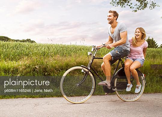 Liebespaar - p608m1165246 von Jens Nieth