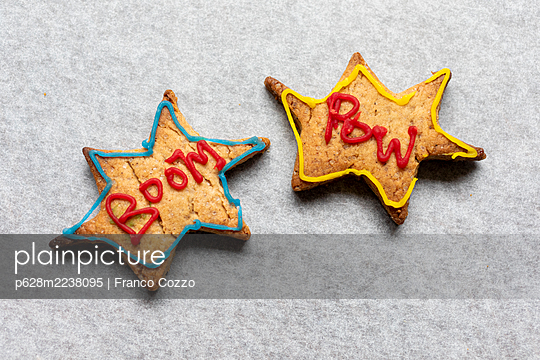 Cookies - p628m2238095 by Franco Cozzo
