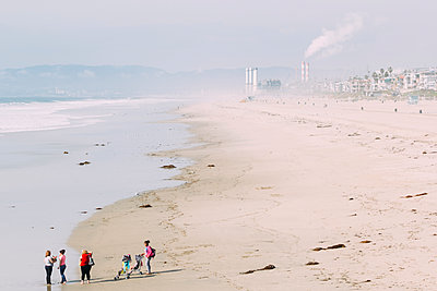 Strand, L. A. - p1076m1131530 von TOBSN