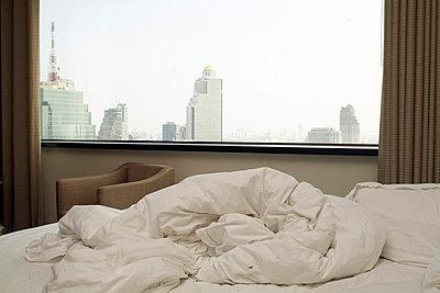 Aussicht auf die Skyline Bangkoks - p6060061 von Iris Friedrich
