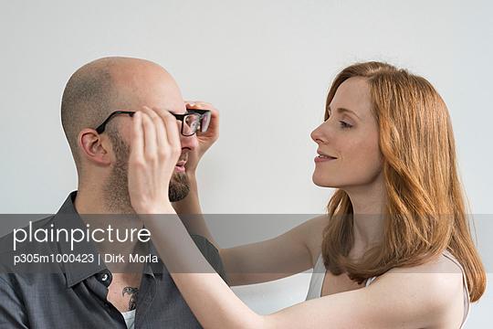 Durchblick - p305m1000423 von Dirk Morla