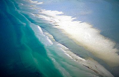 Strand der Insel Bock - p1258m1119718 von Peter Hamel