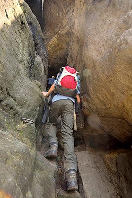 Bergsteigen - p2873298 von R. Mohr