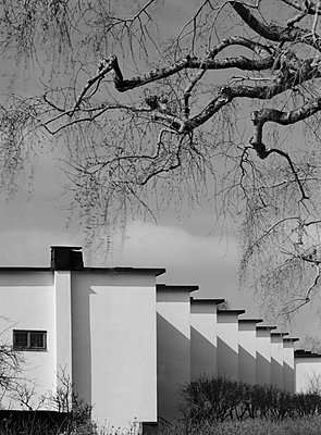 Row houses - p312m764828 by Bruno Ehrs